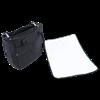 Diaperbag Fabric Black