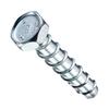 HECO MULTI-MONTI Betonschroeven Verzinkt 10,0x60mm Zeskant (25 stuks)