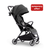 Temporarily offer: Buy the Magic Fold now and get  the Magic Fold Stroller PLUS including accessories - Black
