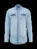 Purewhite Overhemd LM 21010225