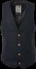 No Excess Gilet Tweed
