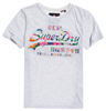 Superdry T-Shirt Logo Tropical.