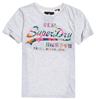 Superdry T-Shirt Logo Tropical.