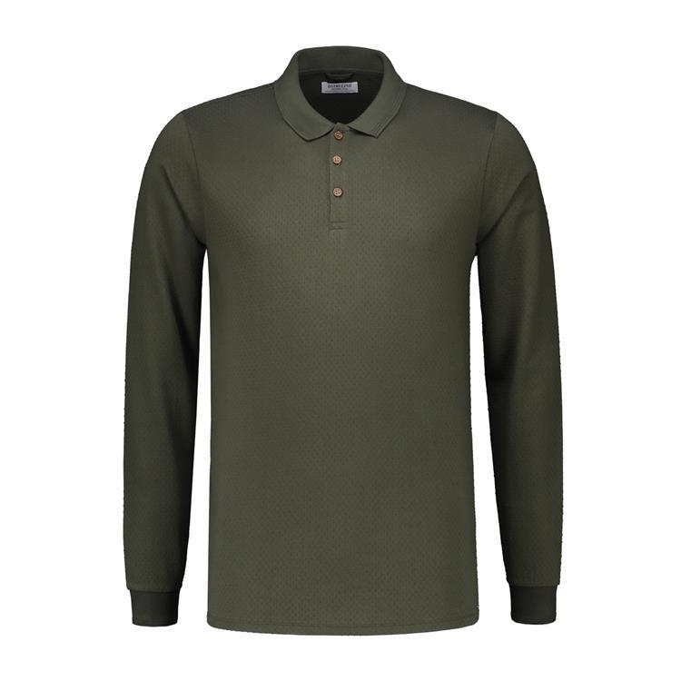 Dstrezzed Polo Bubble Jersey