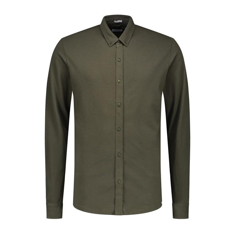 Dstrezzed Overhemd Jersey Pique