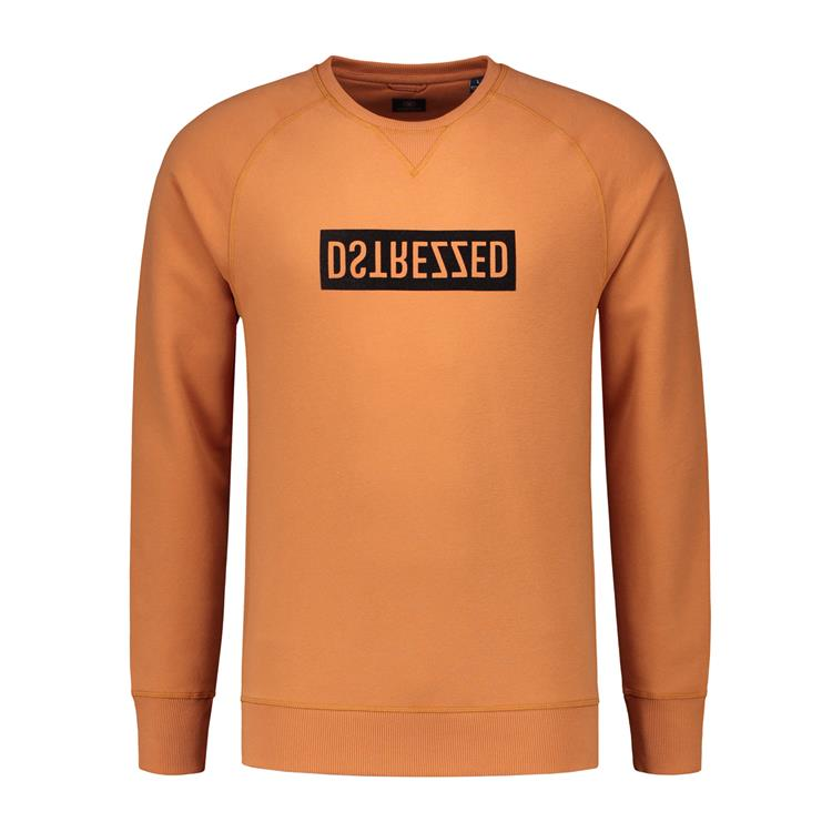 Dstrezzed Sweater Logo Crew Peached
