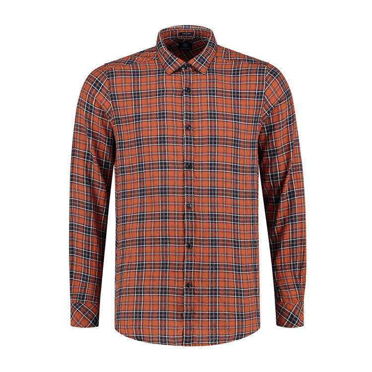 Dstrezzed Overhemd Herringbone Check