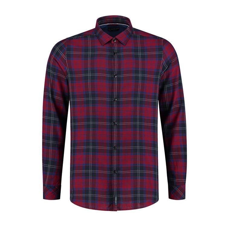 Dstrezzed Overhemd Crinkle Flannel
