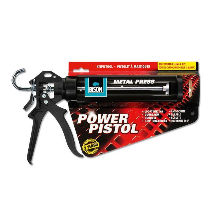 Bison power pistol