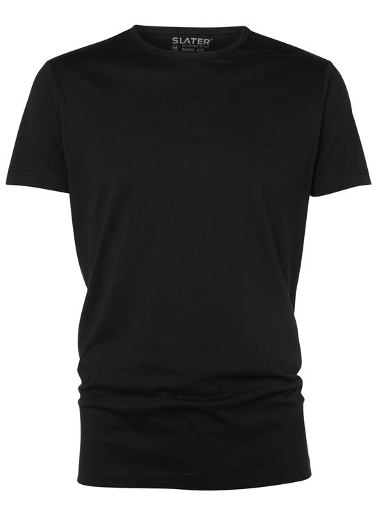 Slater T-Shirt R-neck Basic Fit 2-Pack