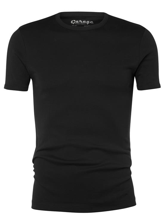 Garage T-Shirt R-neck semibody fit