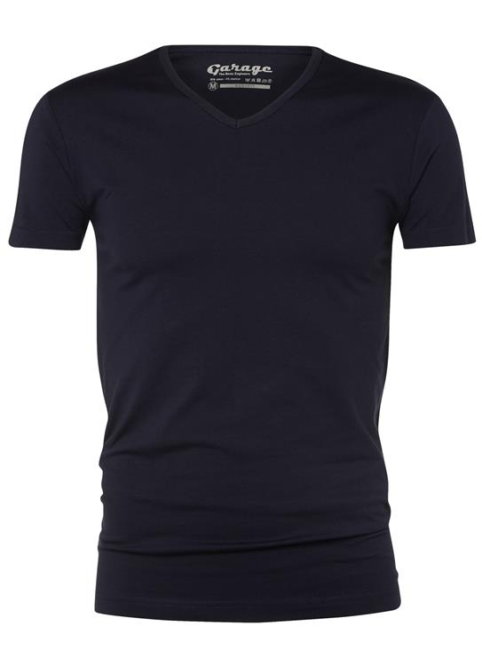 Garage T-Shirt V-neck body fit