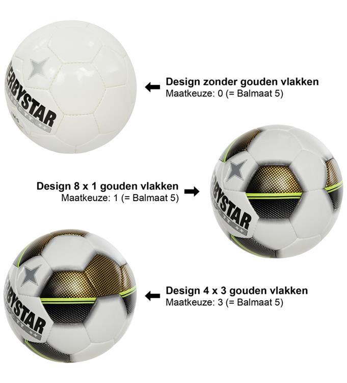 Derbystar Classic TT 5 Voetbal