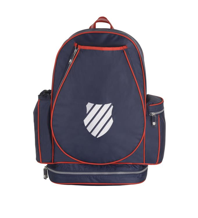 K-Swiss TAC BACKPACK SR IBIZA NAVY/RED