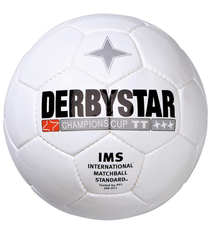 Derbystar Champ. Cup Wit/Wit Voetbal