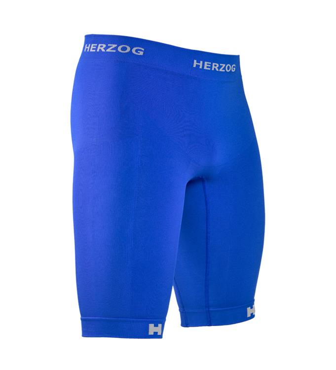 Herzog PRO Compression Shorts Blauw