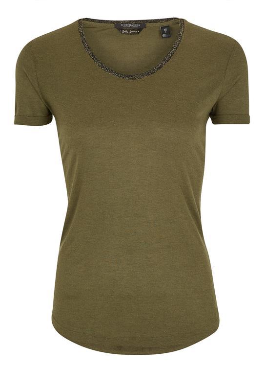 Maison Scotch T-Shirt 102136