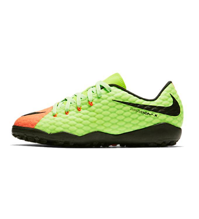 Nike HypervenomX Phelon III TF Junior Kunstgrasschoenen