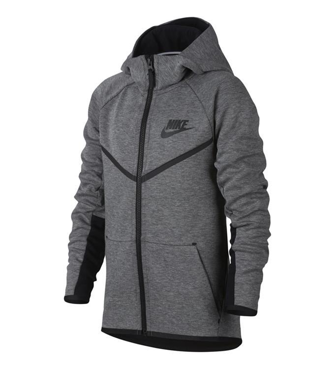 Nike B NSW TCH FLC WR HOODIE FZ