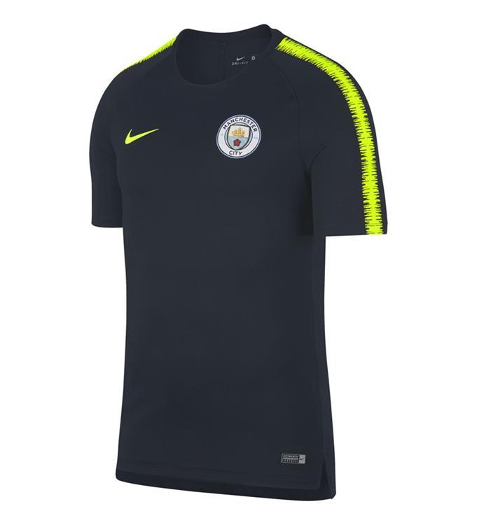 Nike Manchester City FC Breathe Squad Voetbaltop M