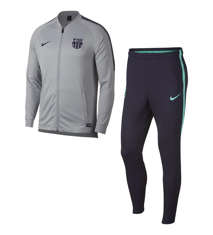 Nike FCB M NK DRY SQD TRK SUIT K