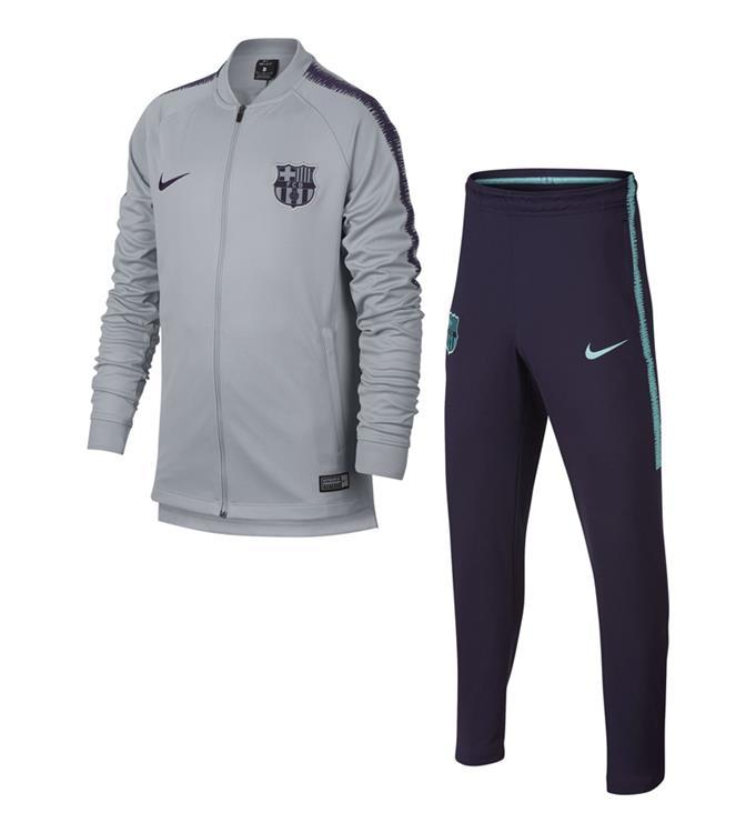 Nike FCB Y NK DRY SQD TRK SUIT K