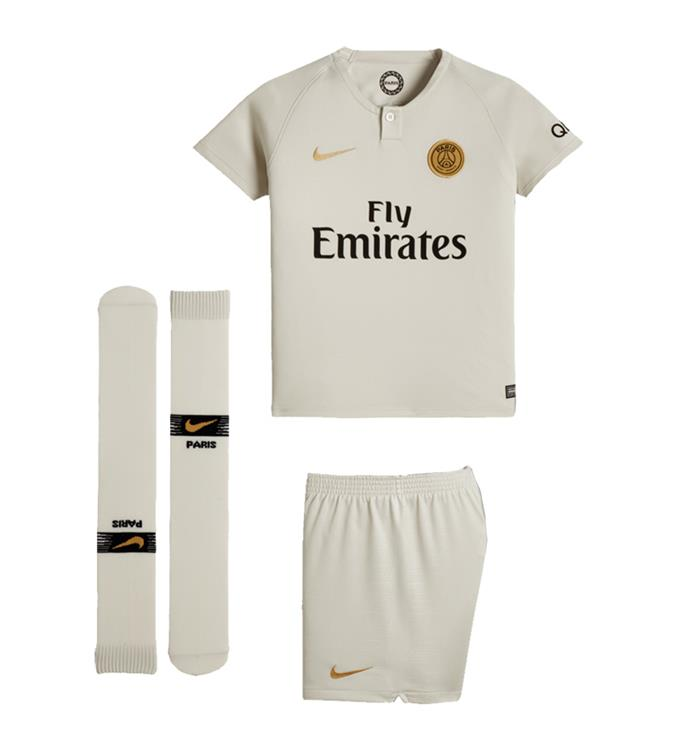 Nike 2018/19 Paris Saint-Germain Stadium Away Voetbaltenue LK
