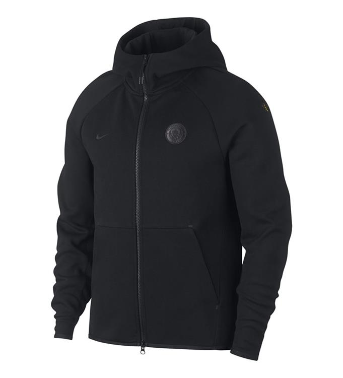 Nike Manchester City Tech Fleece Hoodie M