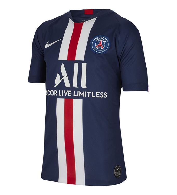Nike Paris Saint Germain Thuisshirt 2019/2020 Y