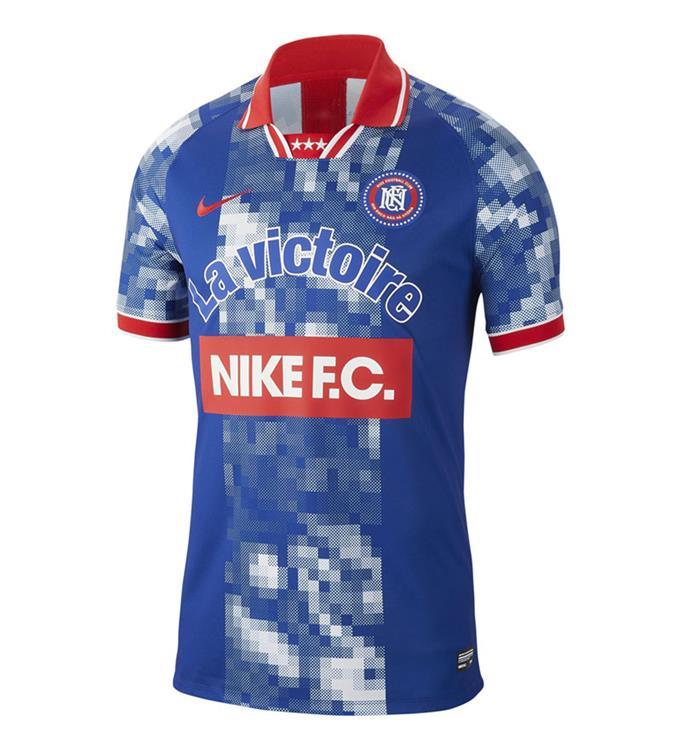 Nike F.C. Voetbaljersey M