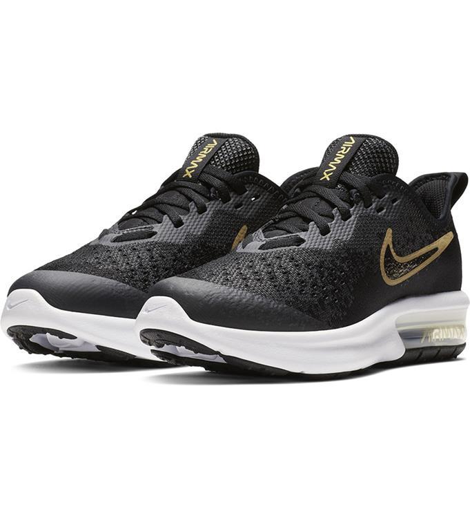 Nike Nike AV4476 Air Max sequent 4 SH zwart
