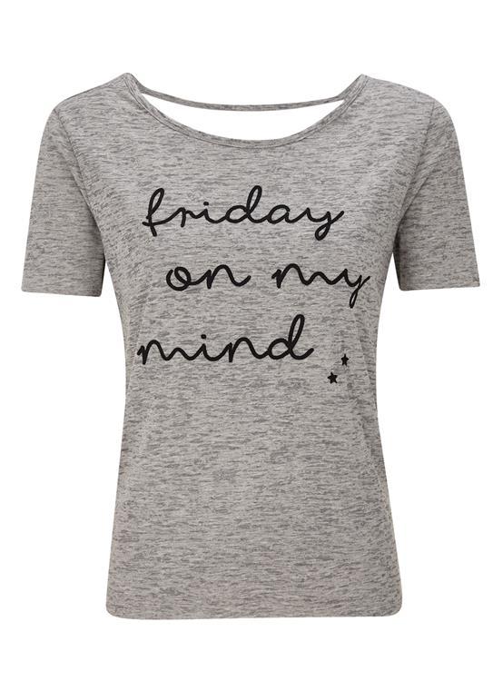 Catwalk Junkie T-Shirt On My Mind