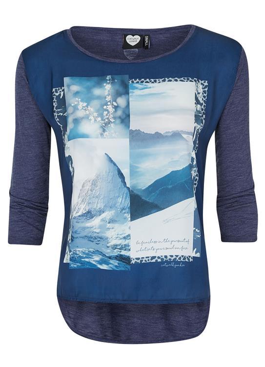 Catwalk Junkie Shirt Blue Winter