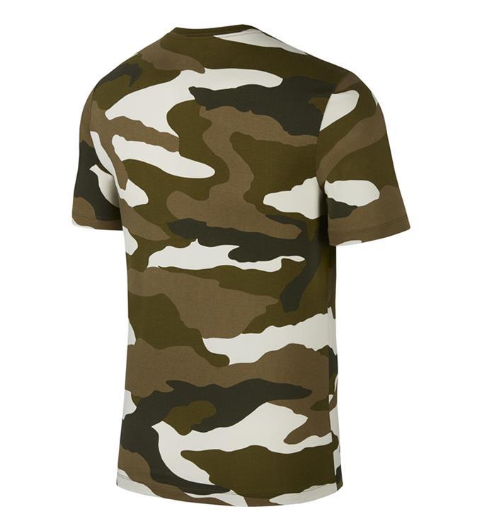 Nike M NSW SS TEE CAMO 1 T Shirt