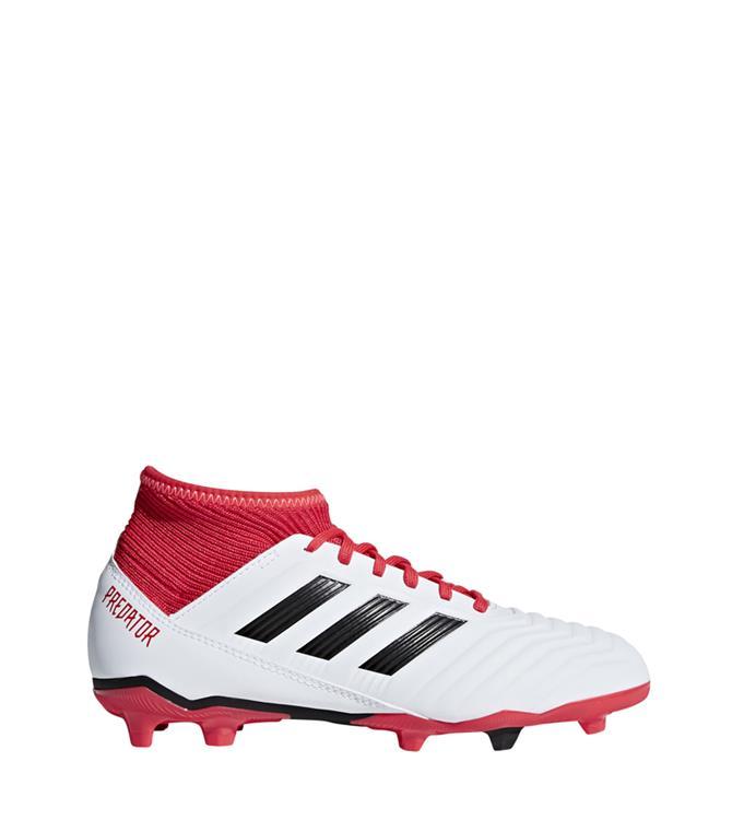 adidas PREDATOR 18.3 FG Junior Voetbalschoenen