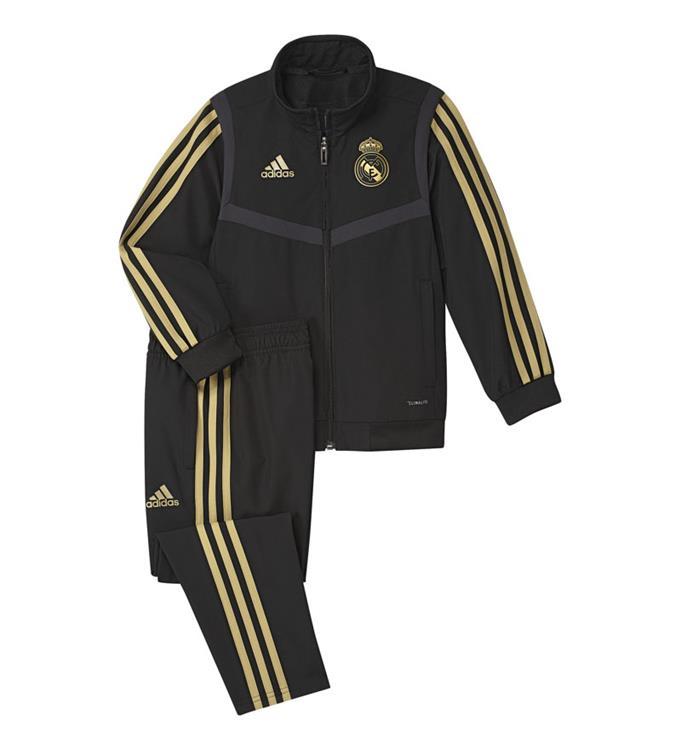 adidas Real Madrid PRE SUIT I Y