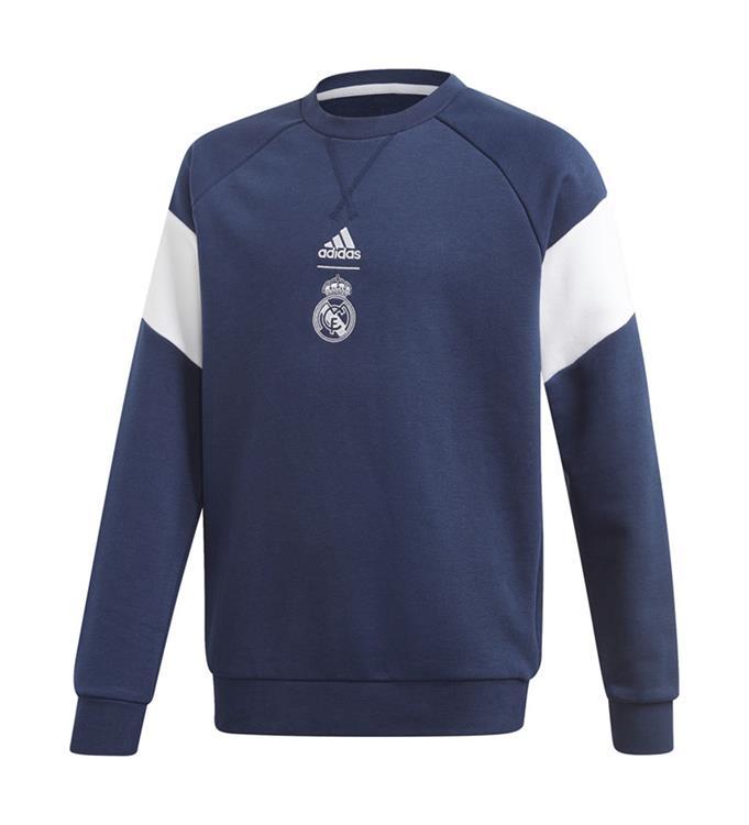 adidas Real Madrid Kids Crew Sweater  2019/2020 Y