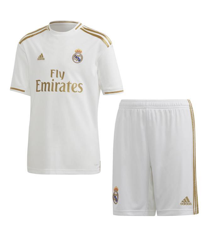 adidas Real Madrid Thuistenue 2019/2020 Y