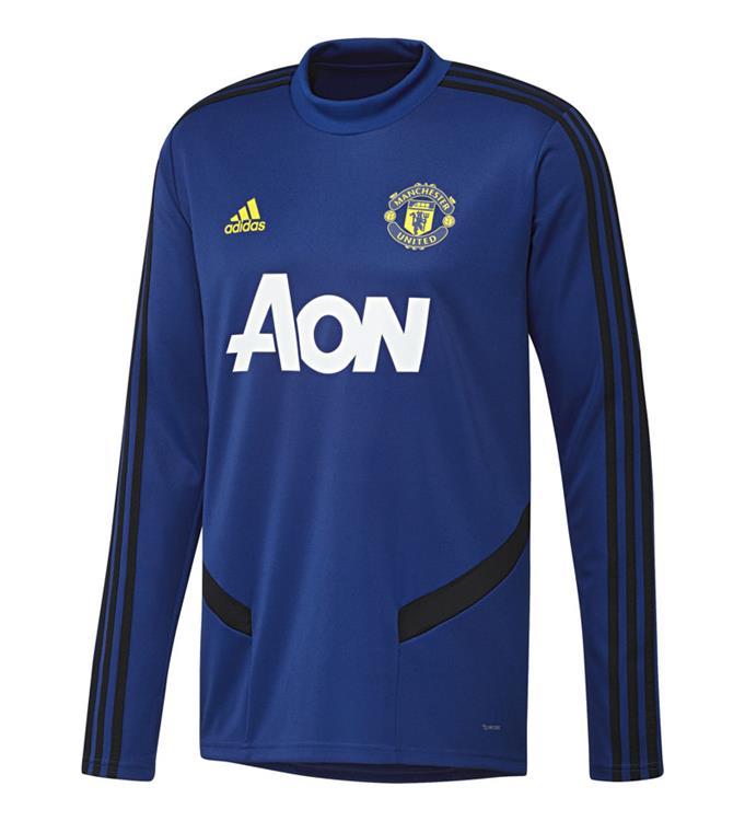 adidas Manchester United FC Trainingstop 2019/2020 M