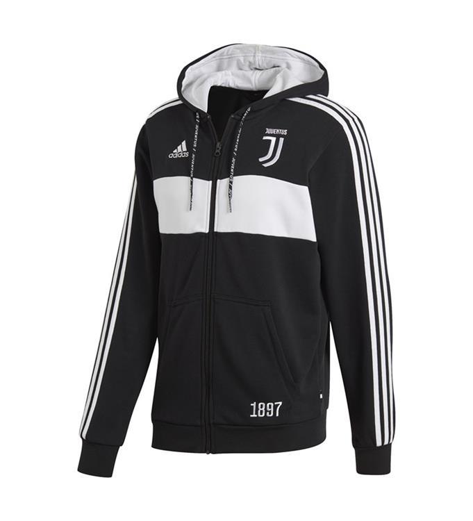 adidas Juventus FZ Hoodie 2019/2020 M