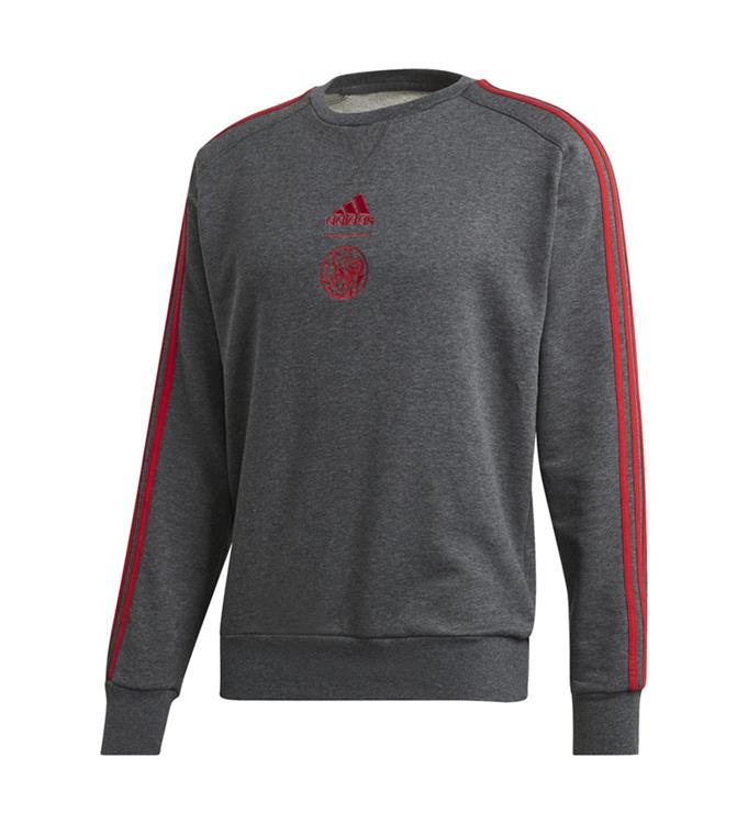 adidas Ajax 3S Crew Sweater