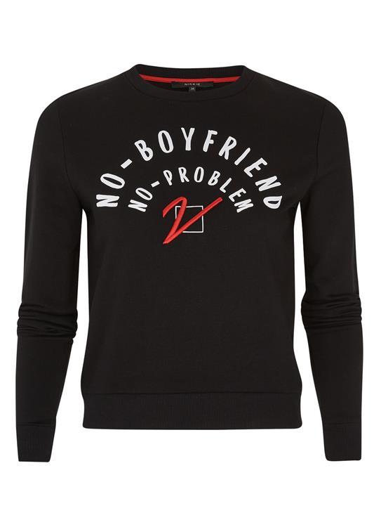 Nikkie Sweater No Boyfriend