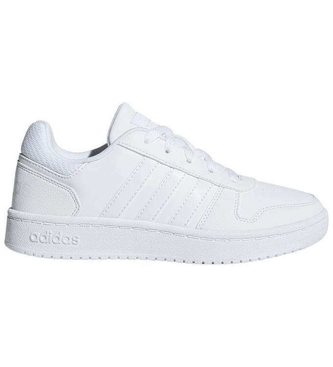 adidas Hoops 2.0 Sneakers Wit | SCHOENENTORFS.NL | Gratis