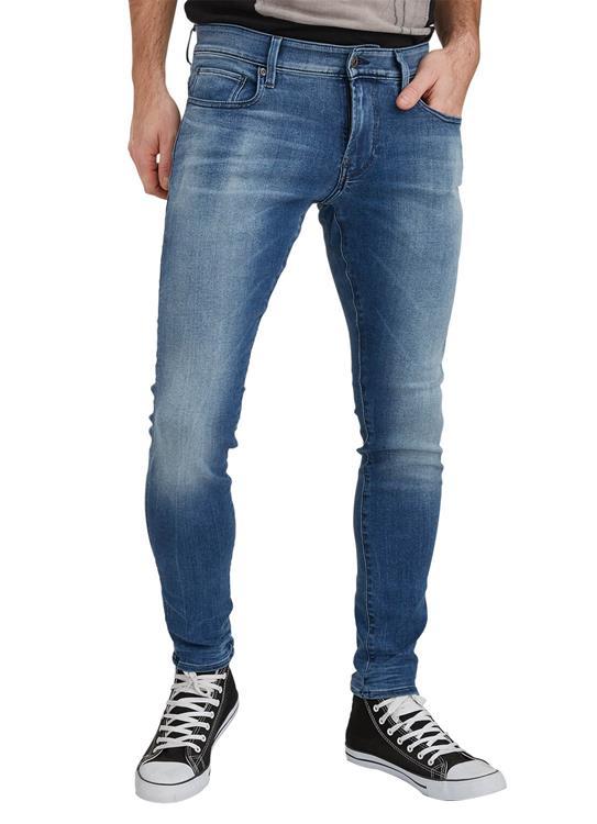 G-Star Jeans Revend Super Slim Lt Aged