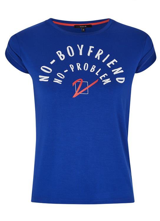 Nikkie T-Shirt No Boyfriend