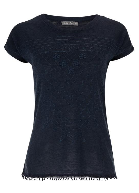 Geisha T-shirt 72070