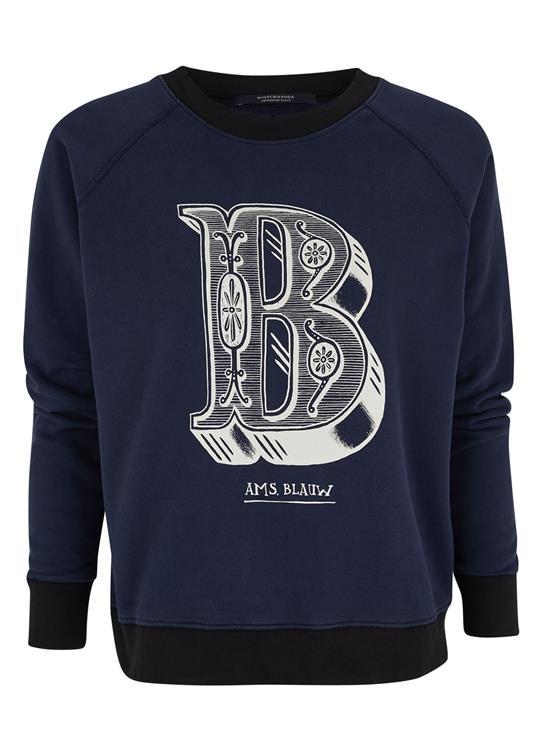 Amsterdams Blauw Sweatshirt 134834