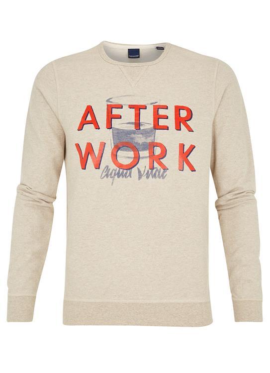 Amsterdams Blauw Sweater 134328