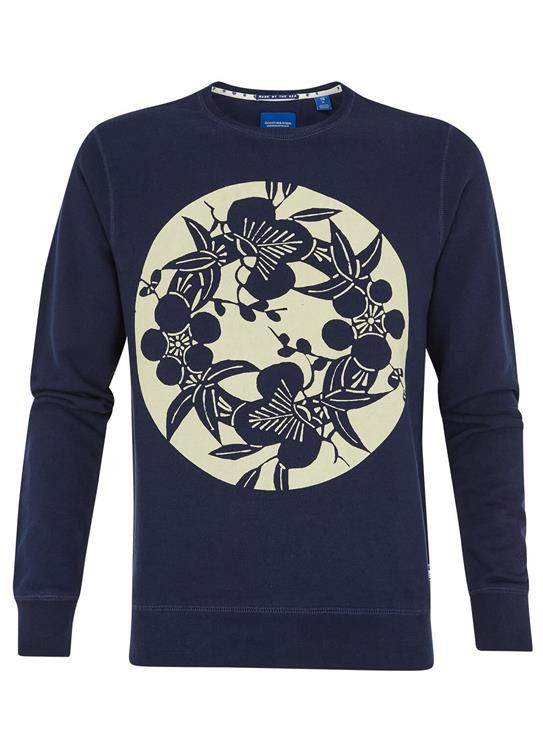 Amsterdams Blauw Sweater 134329