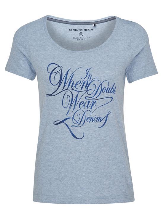 Sandwich T-Shirt 21101269